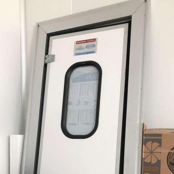 Acessorios para porta de camara frigorifica