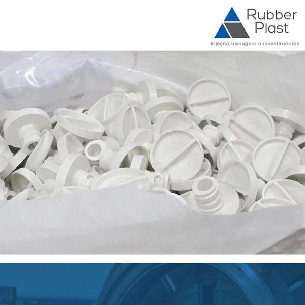 Industrias de injeção plastica
